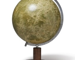 31. lunar globe