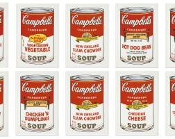 8. Andy Warhol