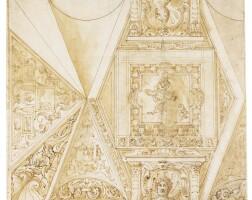 112. Genoese School, circa 1600
