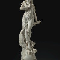 430. antonio frilli (d. 1902 florence)italian | diana