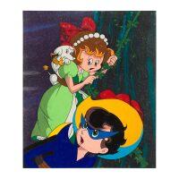 1017. 騎士公主 by 蟲製作公司   藍寶和peppi動畫手稿