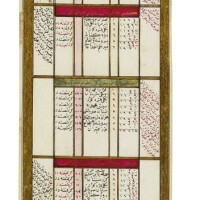 21. a menzilname, signed by mehmed naili,turkey, ottoman, dated 1233 ah/1817-18 ad |