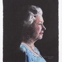 502. sir peter blake, r.a. | queen