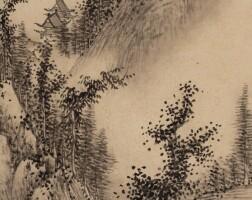 1004. 朱昂之 (1764-1841後) | 山水