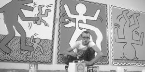 A Tour of Keith Haring's Personal Collection