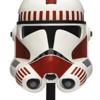 19. star wars revenge of the sith imperial shock trooper helmet, master replicas, 2005