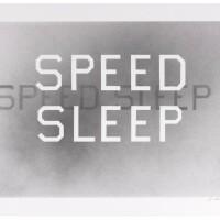 118. ed ruscha   speed sleep #2