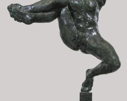 50. Auguste Rodin
