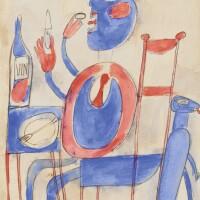 17. Jean Dubuffet