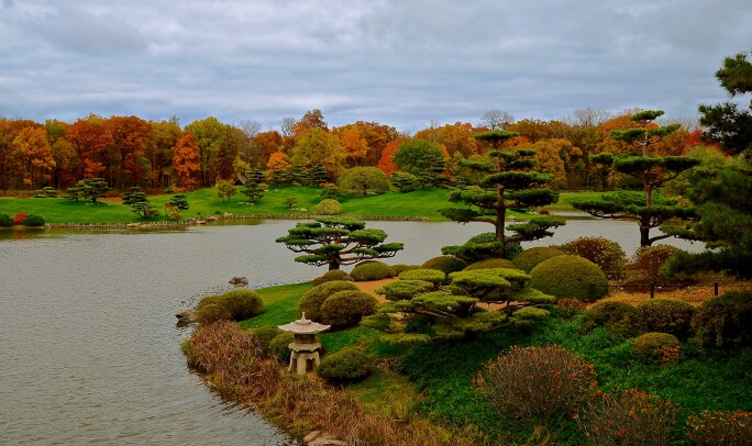 Glencoe Botanic Garden.