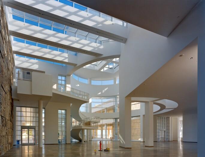 J. Paul Getty Center, Los Angeles