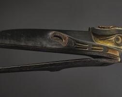 8. kwakwaka'wakw raven mask, british columbia, canada