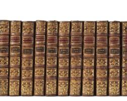 6. buffon, oeuvres complètes histoire naturelle, générale et particulière, 1749-1775, 20 volumes