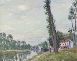 10. Alfred Sisley