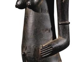 20. canne, sénufo, côte d'ivoire |