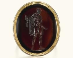 87. flavio sirletti (1683-1737) italian, rome, circa 1720