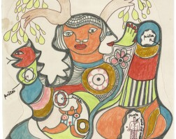 1. Niki de Saint-Phalle