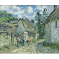 8. Camille Pissarro