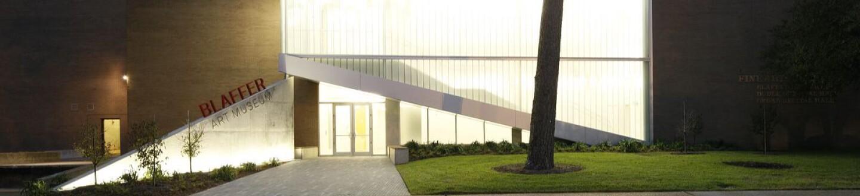 Blaffen Art Museum Exterior