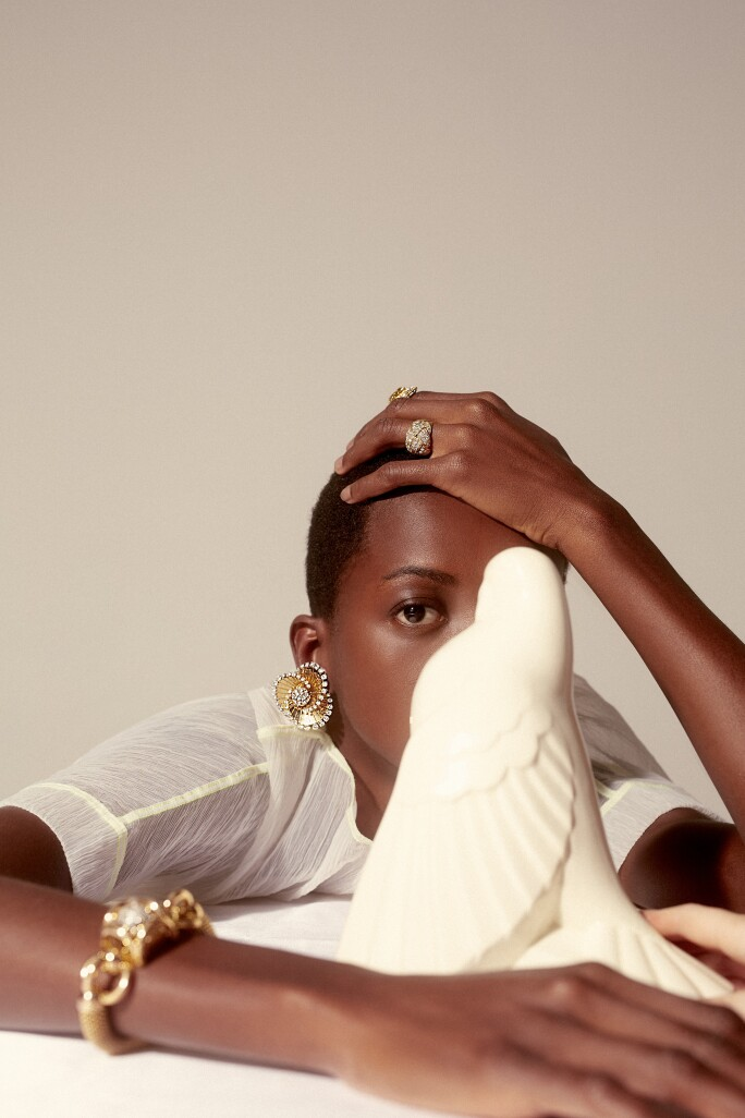 Jewelry Designer Elie Top Brings Creative Magic To Paris Jewels Jewelry Sotheby S