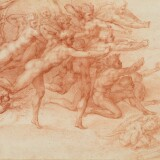 Michelangelo, Archers Shooting at a Herm