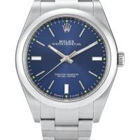 2004. 勞力士 | 11430型號「oyster perpetual」精鋼鍊帶腕錶,錶殼編號7z24f301,約2017年製。