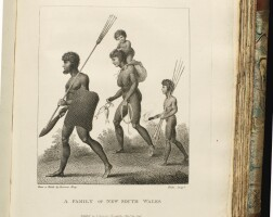 274. hunter. an historical journal of the transactions at port jackson and norfolk island. 1793