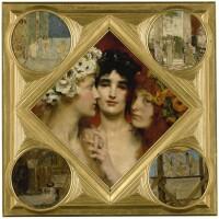 1. Sir Lawrence Alma-Tadema, O.M., R.A.
