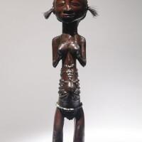 4. luba female power figure,democratic republic of the congo
