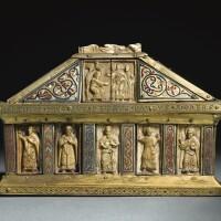 2. 德國,應為科隆,1151-1175年及以後 | 聖物匣