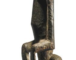 3. dogon tomo-ka male figure, mali