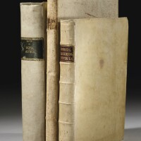 9. antichità xviii sec., 1705-1771, 3 volumi