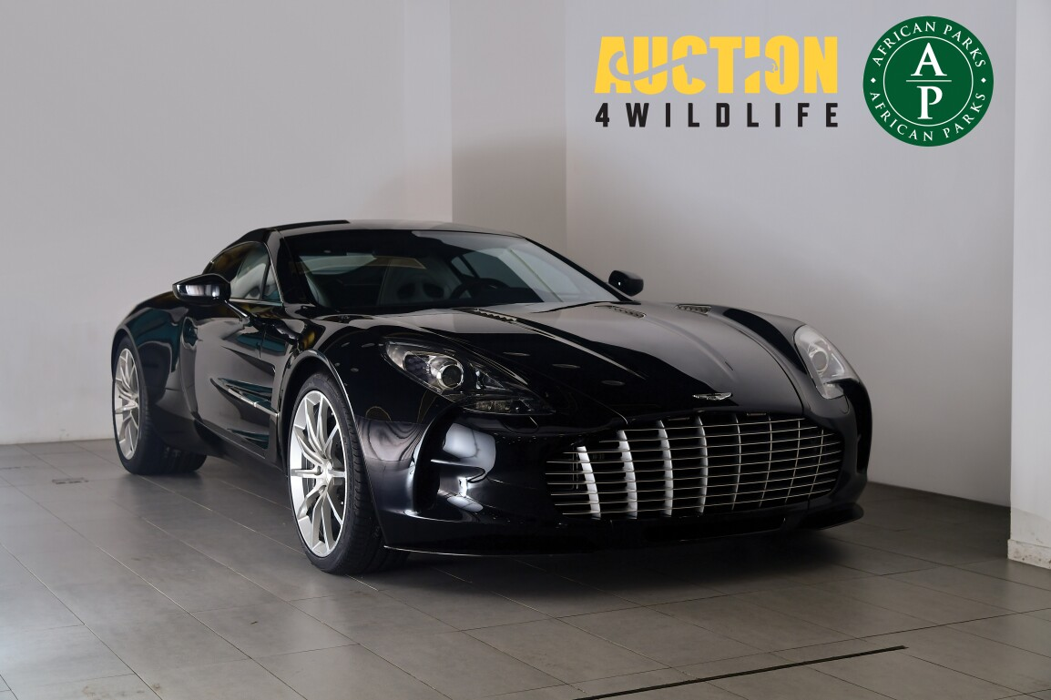 Aston Martin S Ultimate Car Is Being Sold To Benefit African Parks Automobiles Rm Sotheby S Sotheby S