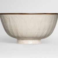 512. a carved 'ding' 'fish' bowl northern song dynasty |