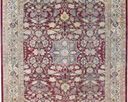 1040. an amritsar carpet, north india