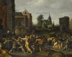 108. Frans Francken the Younger