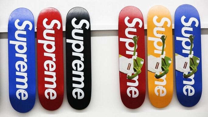 3c964a28 Supreme Skateboards | The Entire Collection | Sotheby's