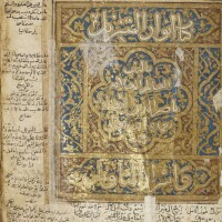 2. abdullah ibn 'umar ibn muhammad al-badawi (d.1286-87 ad),anwar al-tanzil wa asrar al-ta'wil, a commentary on the qur'an, probably persia or iraq, timurid, late 14th/early 15th century