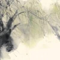 14. 彭先誠,《漢宮春曉圖》 二〇〇〇至二〇一五年作