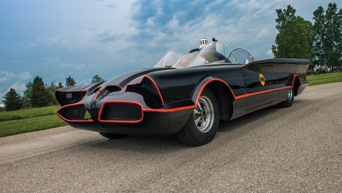 From A Batmobile Recreation To The 1956 Ferrari 290 Mm Automobiles Rm Sotheby S