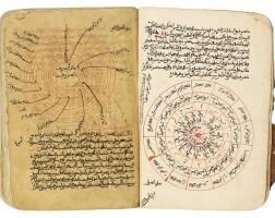 15. abi abdallah muhammad ibn abd al-malik ibn abdallah ibn m. ibn m. ibn m. al-quraishi al-bakri al-murjani, kitab simt al-la'ali, copied by the author, mesopotamia, probably baghdad, dated 881 ah/1476 ad |
