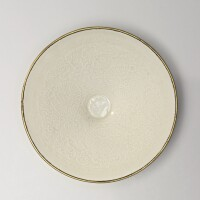 32. a fine molded 'ding' dish northern song dynasty