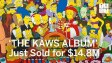 Bidding Battle: #KAWS Smashes Record