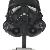 21. star wars shadow stormtrooper helmet, master replicas, 2007
