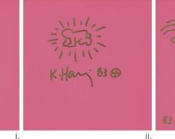860. Keith Haring