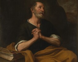 54. bartolomé esteban murillo | the penitent saint peter