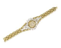 17. 女士鑽石手錶, 蕭邦(chopard)