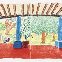 23. David Hockney