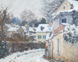 5. Alfred Sisley