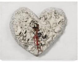 6. niki de saint phalle | coeur n° 1 (heart n° 1)